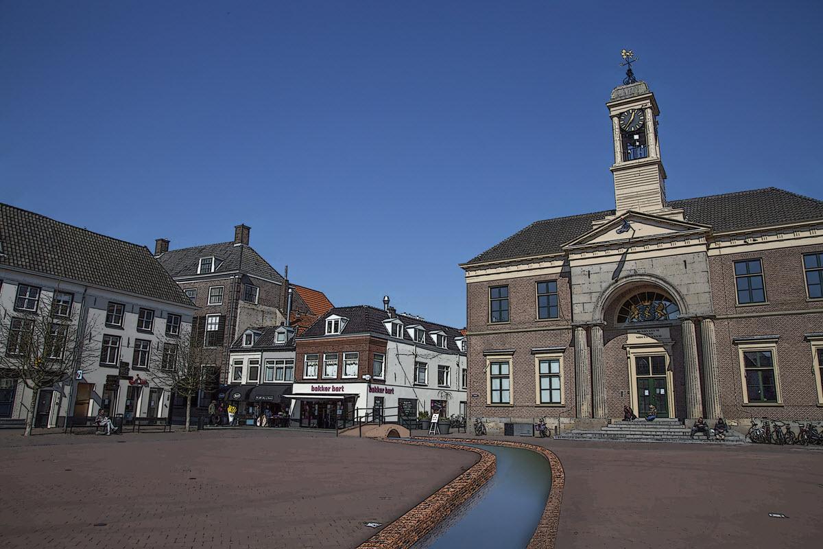 Binnenstad Harderwijk