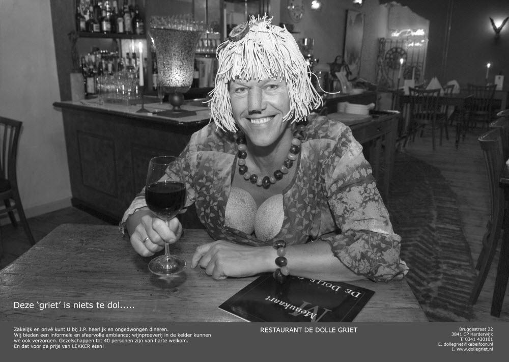 Foto van Dolle Griet door Henk Merjenburgh fotograaf Harderwijk