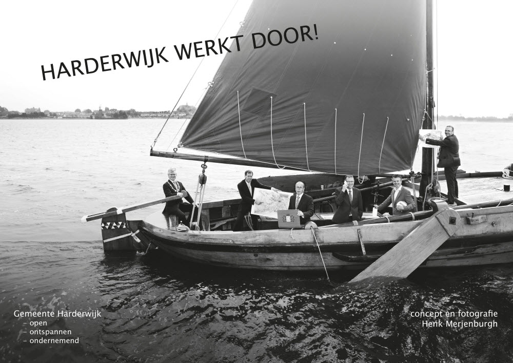 Foto van de gemeente Harderwijk uit 2010 van fotograaf Henk Merjenburgh