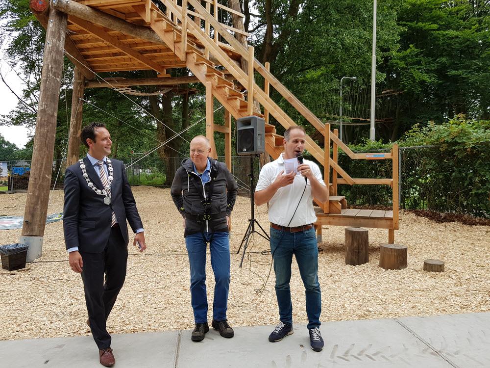 Opening Adventurepark Harderwijk