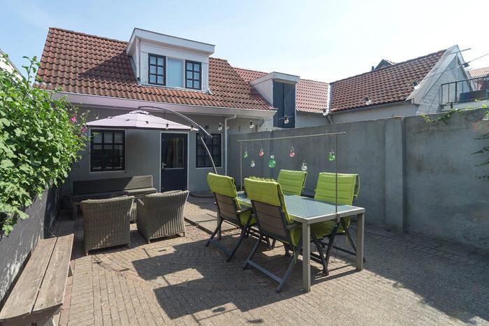 Keizerstraa 17 Harderwijk tuin