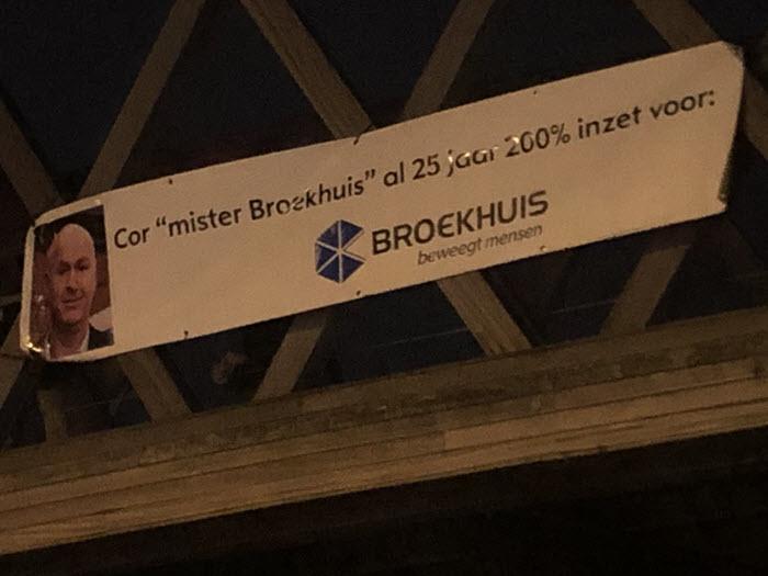 Spandoek Cor de Ruiter Broekhuis Opel Harderwijk
