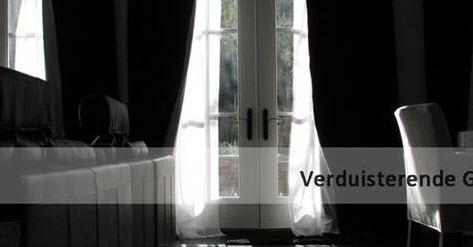 Verduisteringsgordijn Bronkhorst Wonen Harderwijk