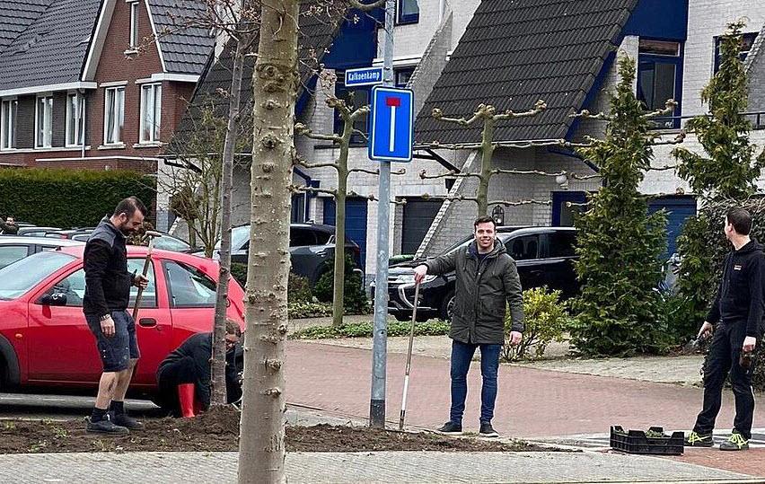 Burenactie Duivenkamp en Kalkoenkamp Harderwijk