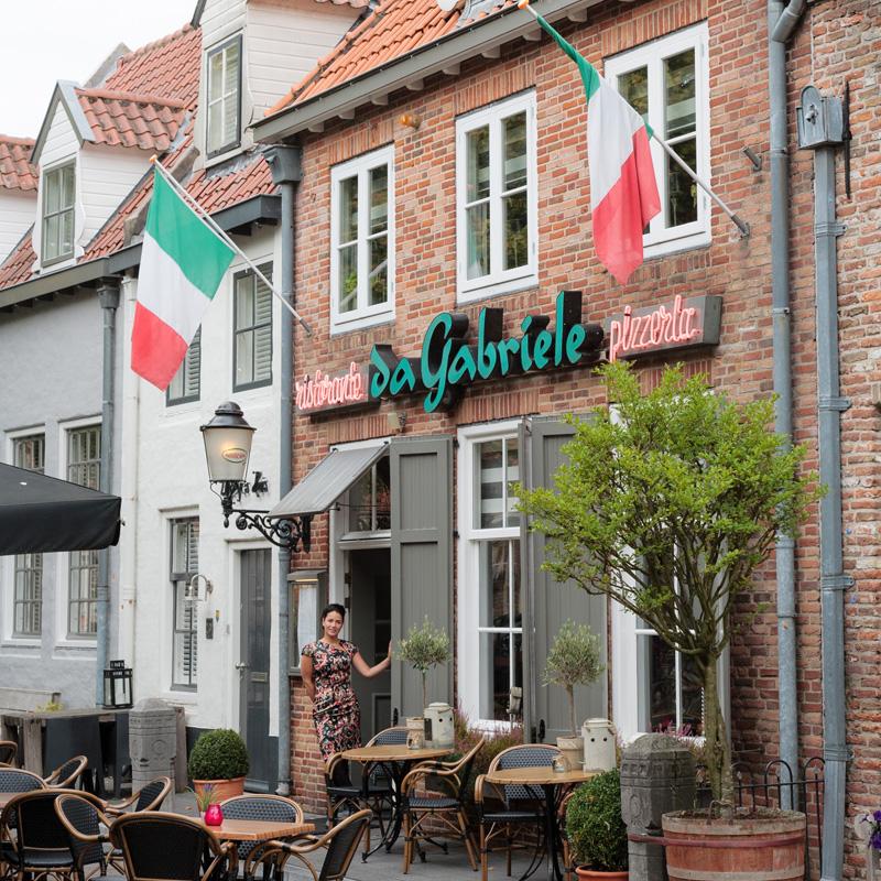 Italiaans restaurant Da Gabriele Harderwijk