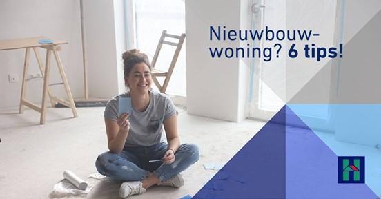 Nieuwbouwhuis oplevering tips De Hypotheker Harderwijk