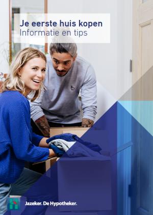 De Hypotheker informatie en tips je eerste huis kopen