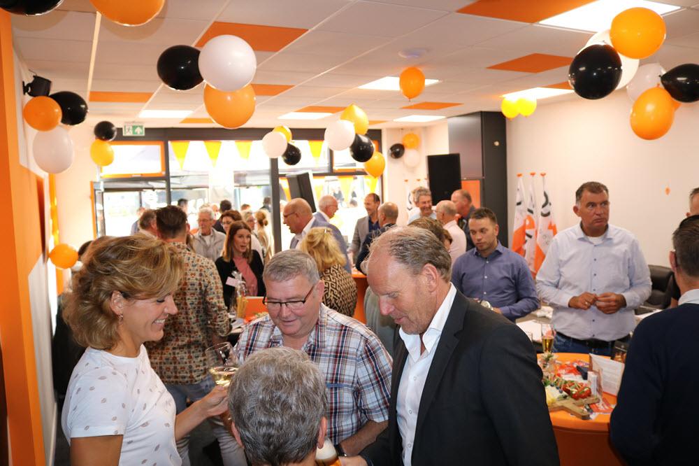 Opening Djops Uitzendgroep in Harderwijk