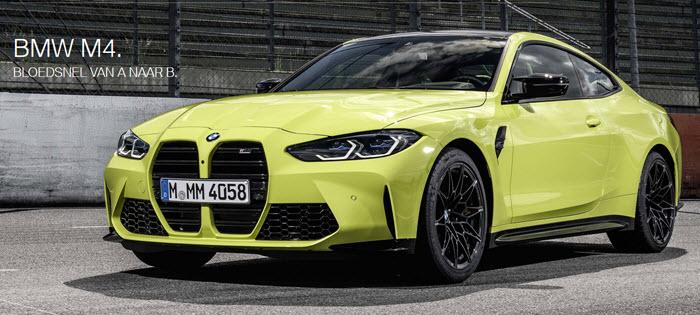 BMW M4 Ekris Nijkerk
