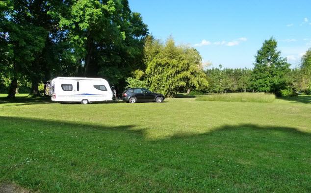 Camping La Belle St-Fli Frankrijk