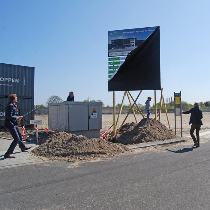 Hakron start nieuwbouw in Harderwijk