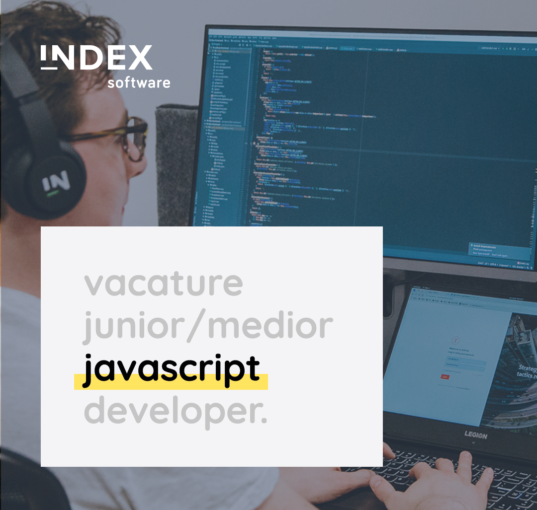 Vacature Index Software javascript