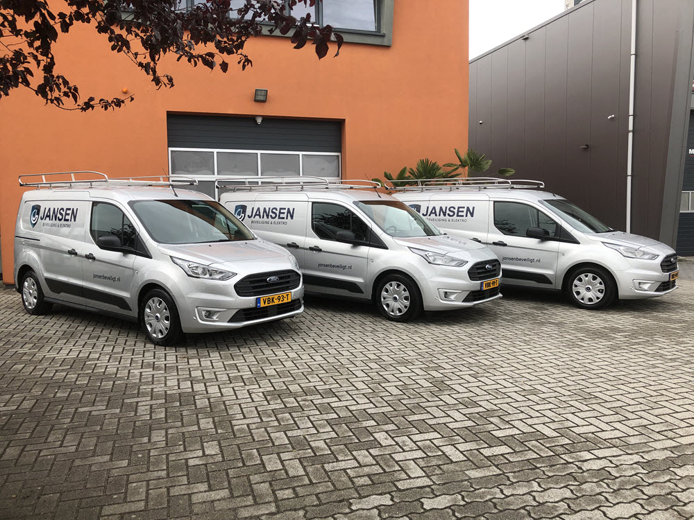 Wagenpark Jansen Beveiliging en Elektro