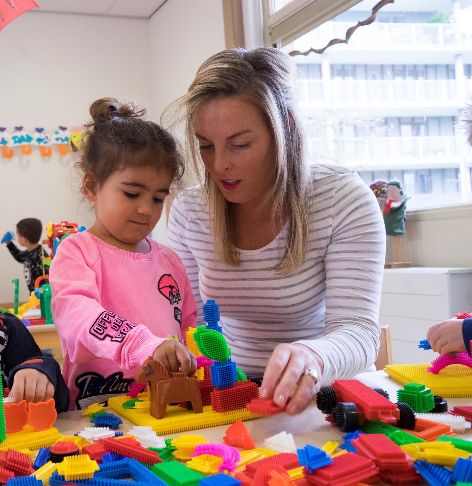 Stichting Kinderspeelzalen Harderwijk