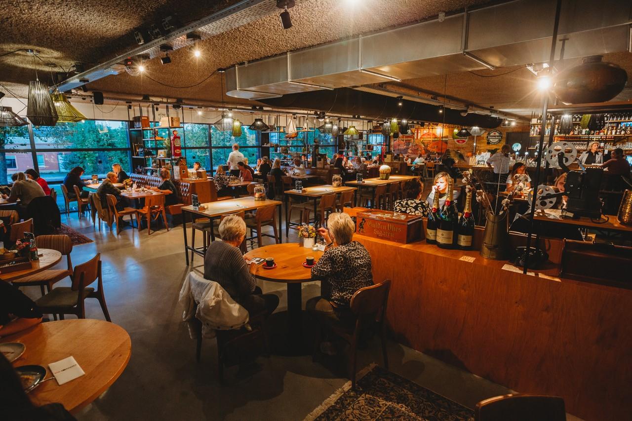 Kok Experience Harderwijk restaurant