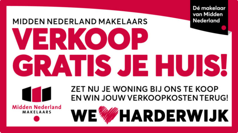 Actie Midden Nederland Makelaars Harderwijk