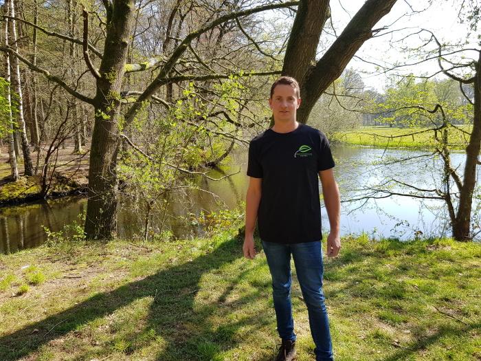 Erik Hop van Processierups Veluwe