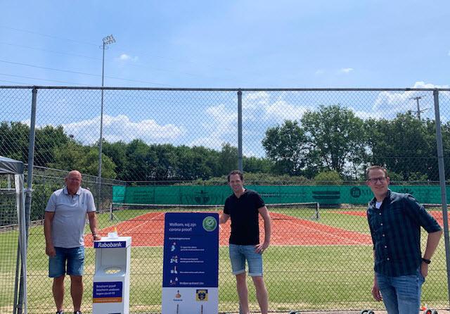 Tennisvereniging Frankrijk