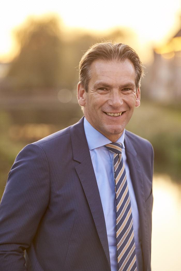 Paul Verhoef nieuwe directievoorzitter Rabobank Randmeren