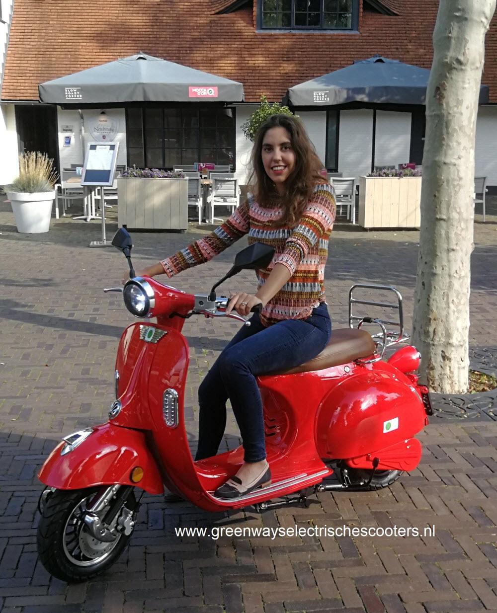 Greenways E scooter Roodbont Zeewolde