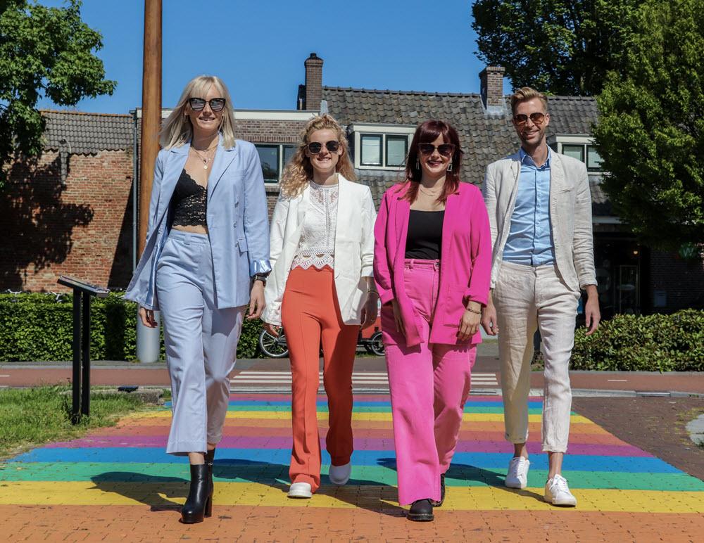 Shapers of Hair Harderwijk team