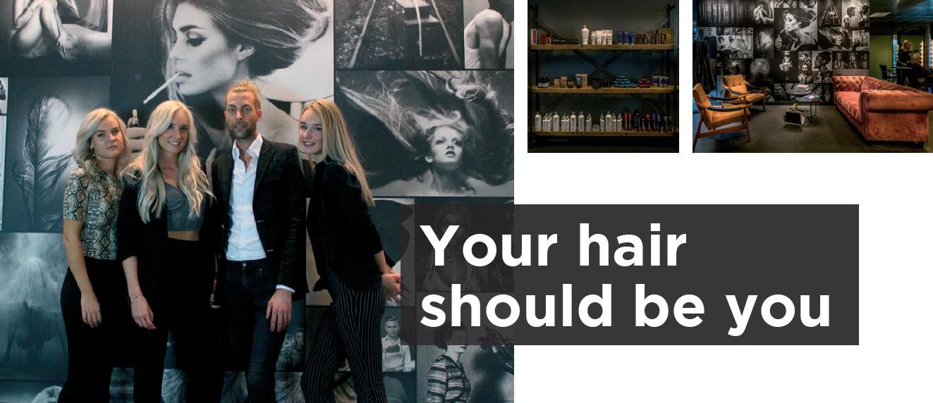Team Shapers of Hair kapperszaak Harderwijk