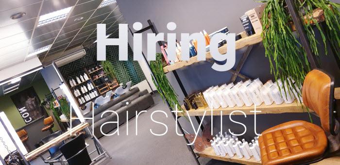 Hiring hairstylist Shapers of Hair Harderwijk