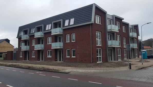 J.P. Heyelaan Harderwijk 24 sociale huurwoningen