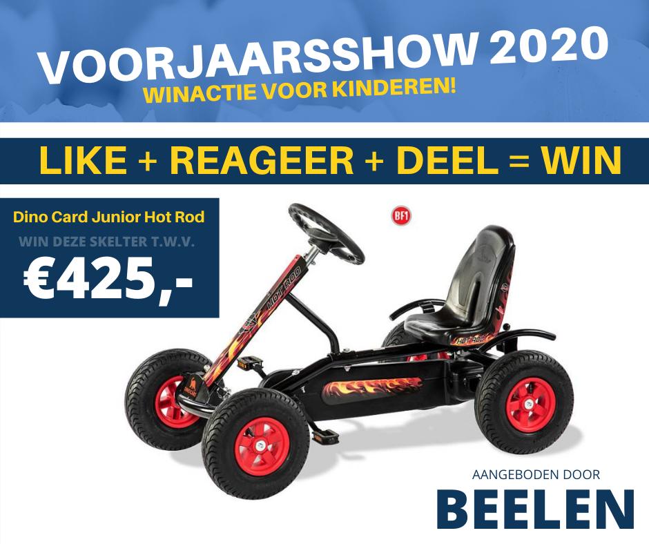Skelter actie Vof Beelen Auto en Machine onderhoud Harderwijk