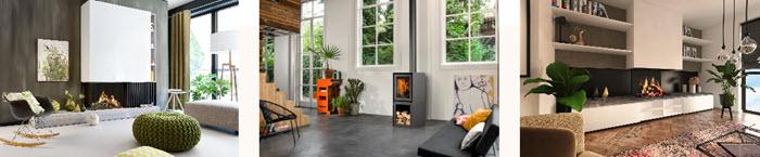 Van Manen en Visser open haarden Harderwijk showroom