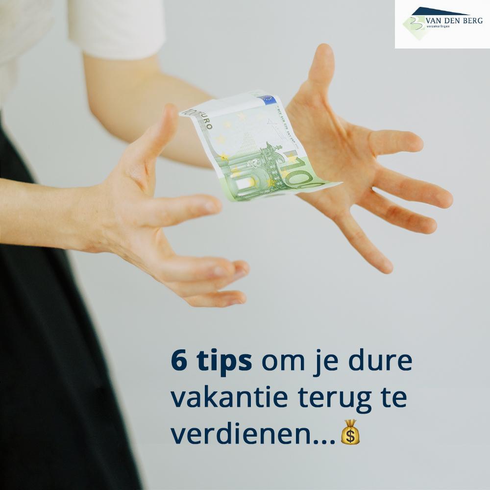 Verzekeringstips Van den Berg Verzekeringen Hierden