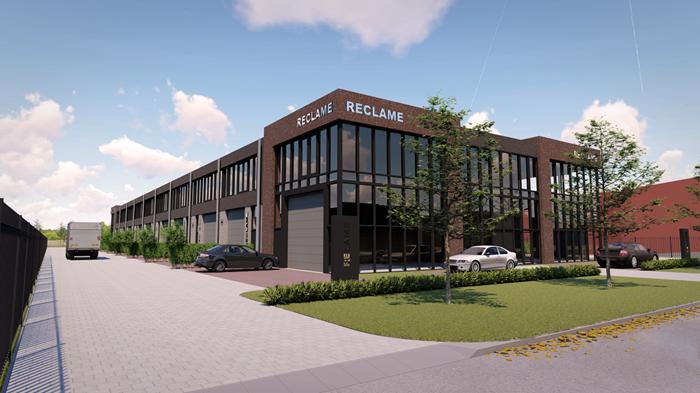 22 Bedrijfsunits industrieterrein Lorentz Harderwijk