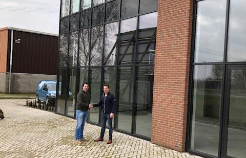 Tex Pro Harderwijk Jonathan van Dalen