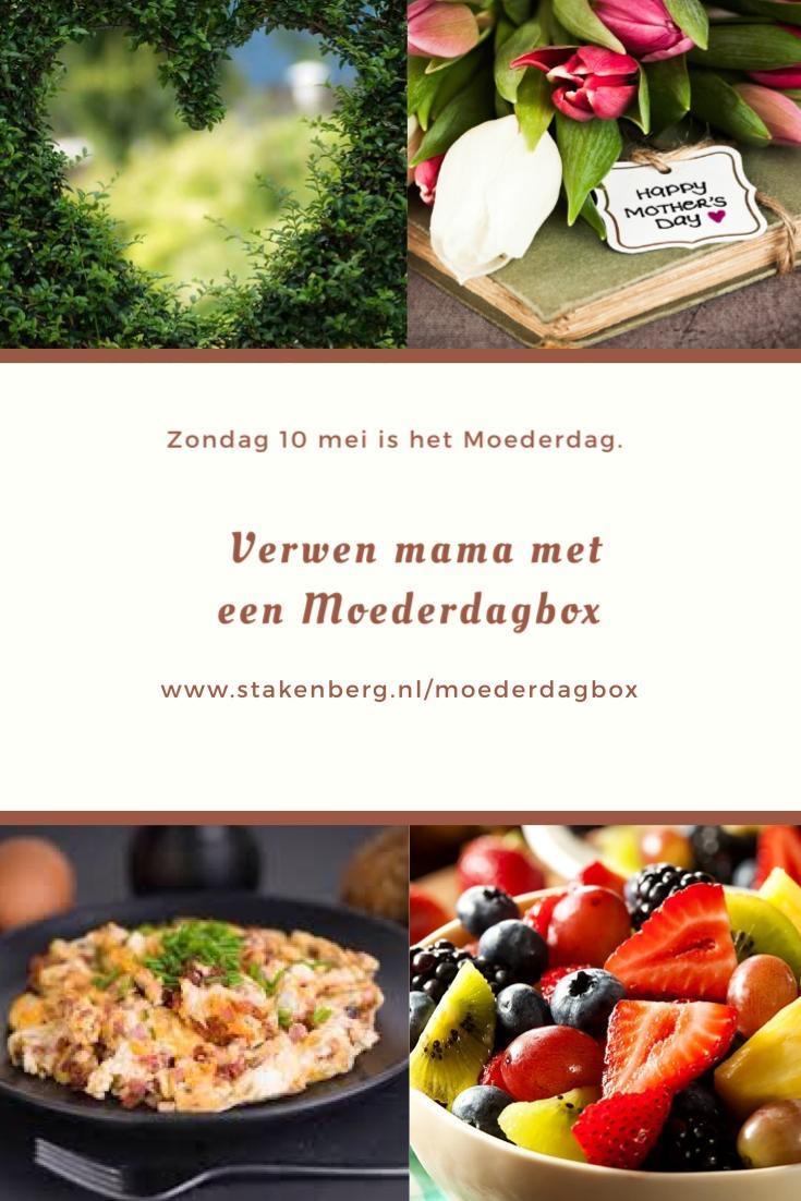 Moederdagbox Veluwe Hotel Stakenberg