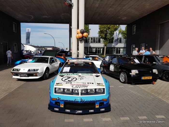 Zoet Racing Harderwijk autobedrijf viert 10 jarig bestaan
