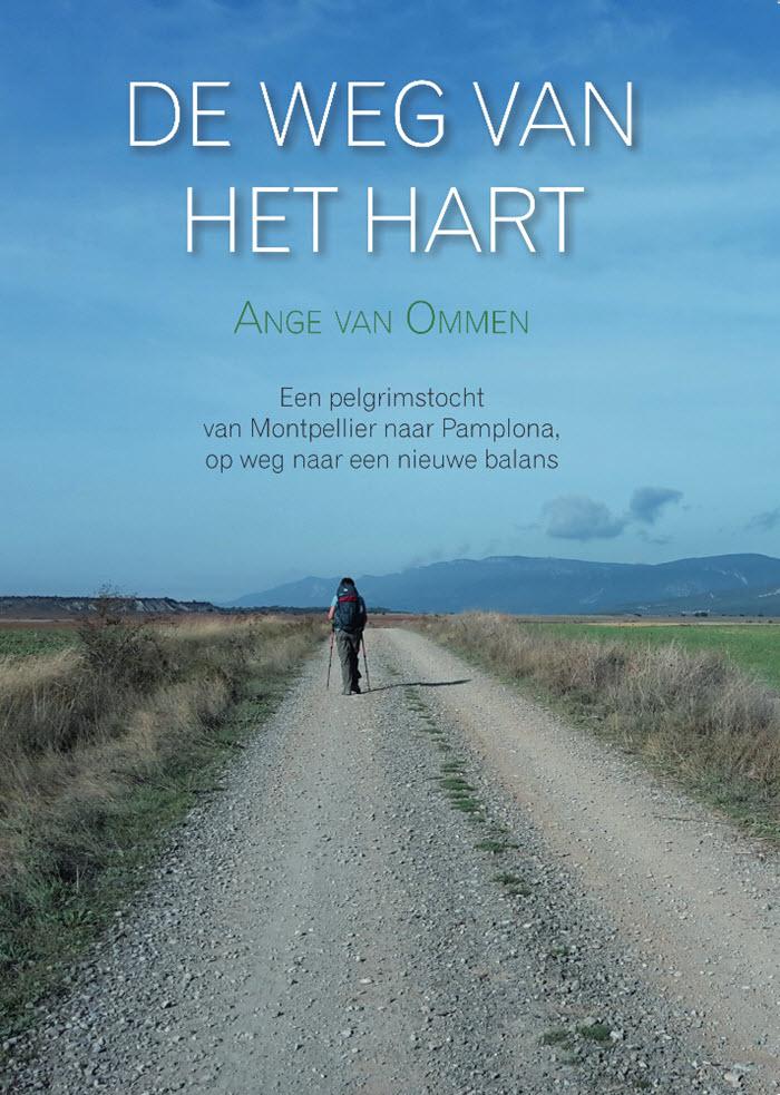 Pelgrimsboek De weg van het hart Ange van Ommen Harderwijk