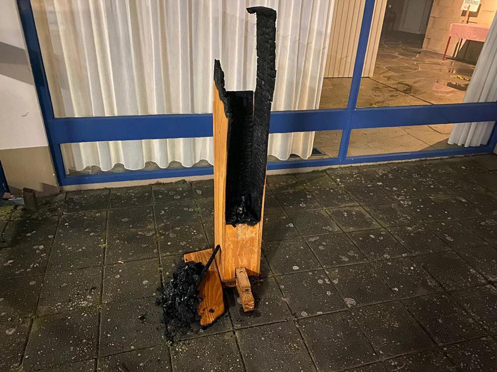 Brand Catharinakerk Harderwijk