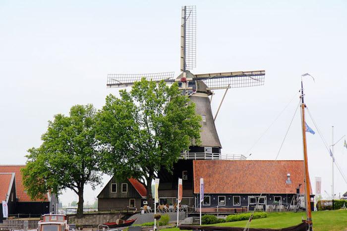 Molen de Hoop Harderwijk