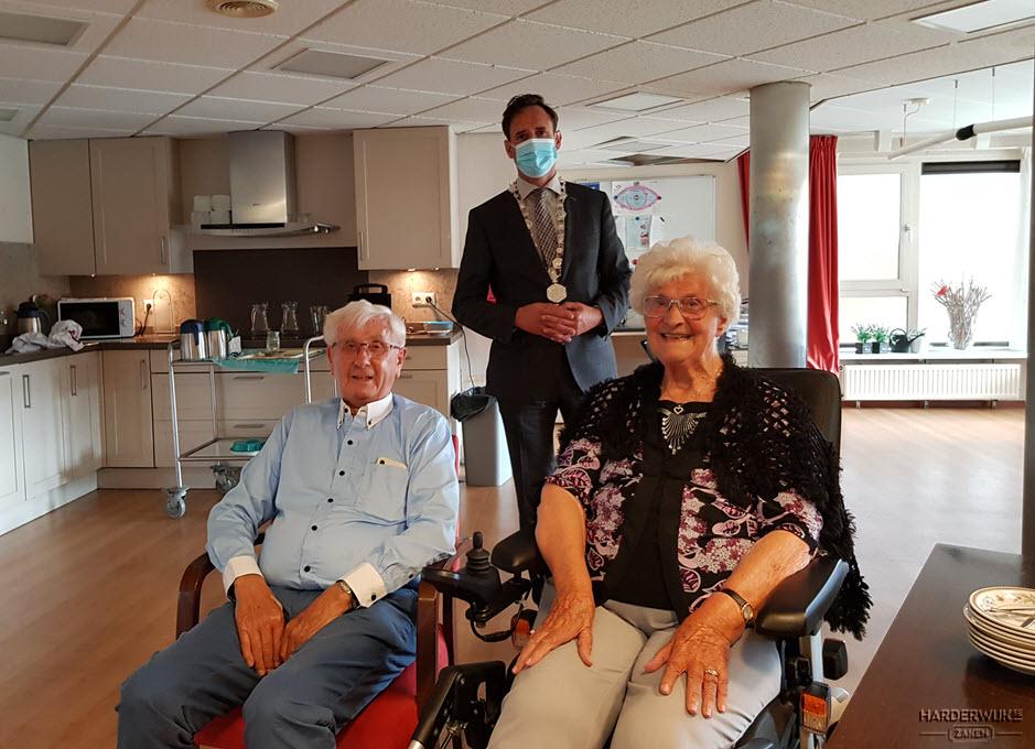 Bruidspaar Veneme Markesteijn Harderwijk