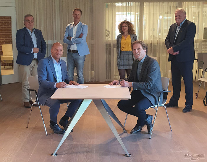 Nieuwbouw CVMBO Harderwijk