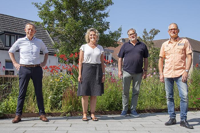 Initiatiefnemers Odensehuis Harderwijk