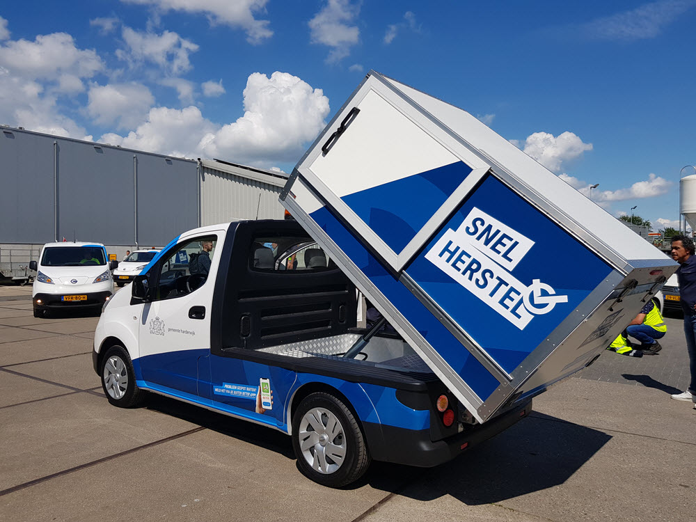 Snel Herstel Harderwijk auto
