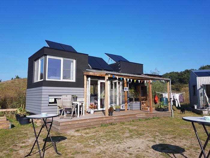 Tiny house Rappad Harderwijk