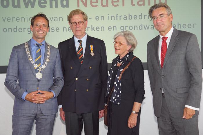 Hoge Koninklijke Onderscheiding Jan Bijker Harderwijk
