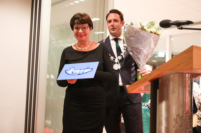 Agnes Bartelse Piet Dijkstra Prijs 2018