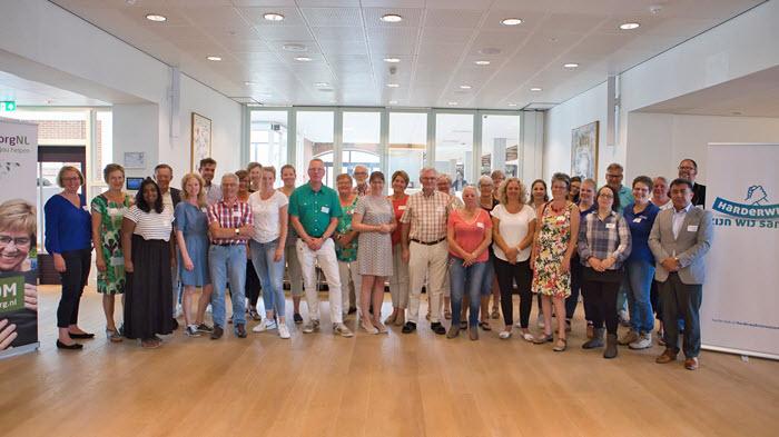 Conferentie respijtzorg Harderwijk 2019