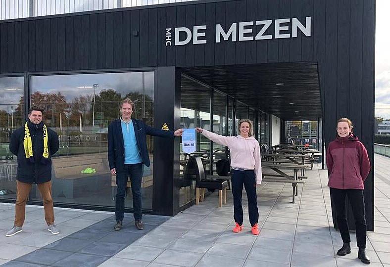 Gezonde sportkantine de Mezen Harderwijk