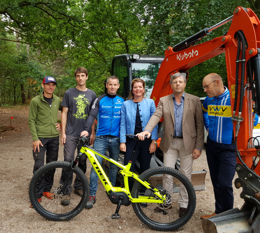 Opening ATB route Harderwijk Ermelo