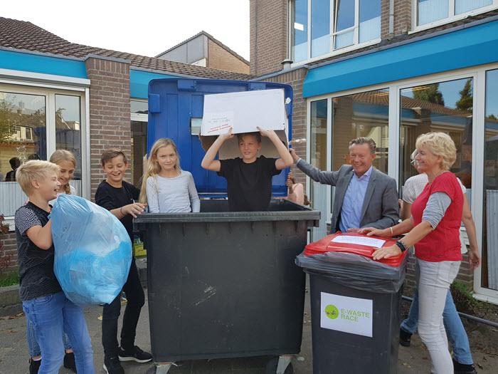 Project Afval op school Harderwijk