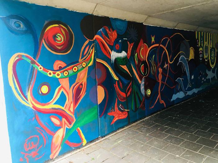 Tunnelproject CBS het Baken Harderwijk
